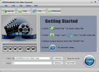 DVDVideoMedia Free Video Converter screenshot