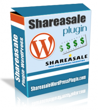 Shareasale WordPress Plugin screenshot