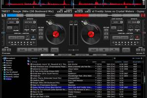 VirtualDJ PRO for Mac OS X screenshot