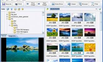 ABsee Free Image Viewer screenshot