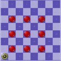 Aros Magic Checkers screenshot