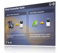 iPod Converter Suite screenshot