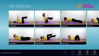 Abs Exercises screenshot
