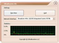 UltraBooster AG screenshot