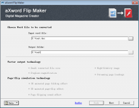 aXword Flip Maker screenshot