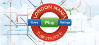 London Mania:Tube Stations screenshot