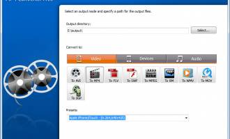 MP4 Converter Free screenshot