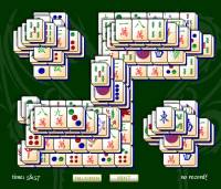 Snake Mahjong Solitaire screenshot