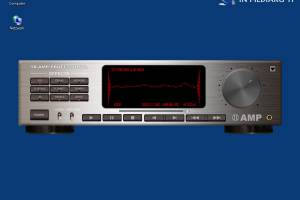 1X-AMP - Virtual Audio Player screenshot