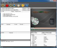 DecDVD DVD to MP4 Ripper screenshot