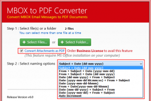 Apple Mail print email to PDF screenshot