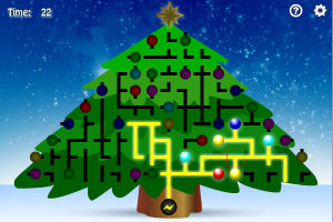 Christmas Tree Light Up screenshot