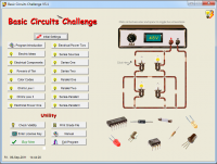 Basic Circuits Challenge screenshot
