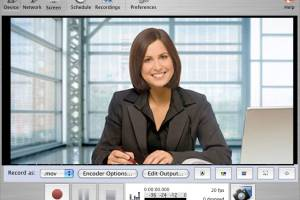 Debut Free Mac Screen Recorder and  Video Capture Software screenshot