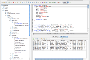 RazorSQL for Mac screenshot
