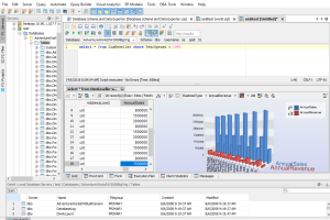 Aqua Data Studio screenshot