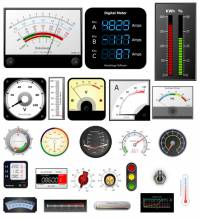 BeauGauge Gauge ActiveX Control screenshot