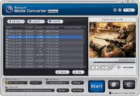 Daniusoft Media Converter Ultimate screenshot