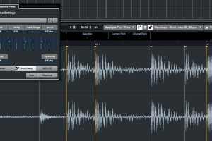 Cubase Artist screenshot