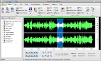 Sound Editor Deluxe screenshot