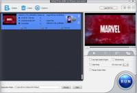 WinX Free WMV to iPhone Converter screenshot