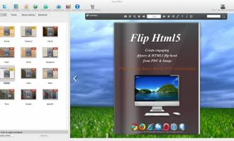 Book Publishing Software for Mac screenshot