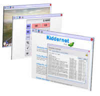 Kiddernet screenshot