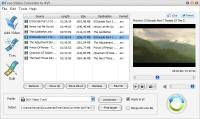 Free Video Converter to AVI screenshot