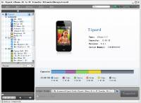 Tipard iPhone 4S to PC Transfer Ultimate screenshot