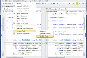 Code Compare screenshot