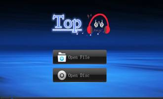 Mac Free Disk Player screenshot