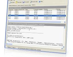 Datanamic MultiRun for MS SQL Server screenshot