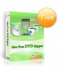 idoo Free DVD Ripper screenshot