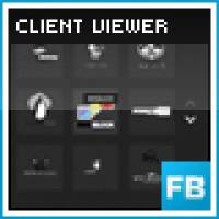 Client Viewer XML screenshot