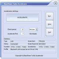BearShare Turbo Accelerator screenshot