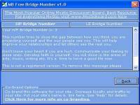 MB Bridge Number screenshot