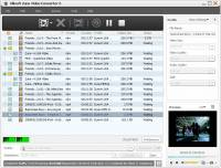Xilisoft Zune Video Converter screenshot