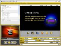 3herosoft PSP Video Converter screenshot