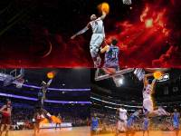 NBA on Fire Animated Wallpaper screenshot