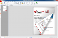 Soda 3D PDF Reader screenshot