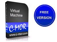 C-MOR Security Surveillance VM Software screenshot