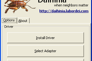 Daihinia WiFi Relay screenshot