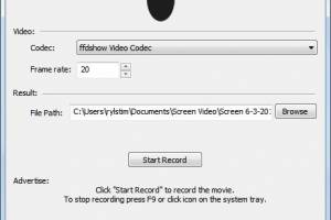 Rylstim Screen Recorder screenshot