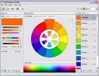ColorSchemer Studio for Mac OS X screenshot
