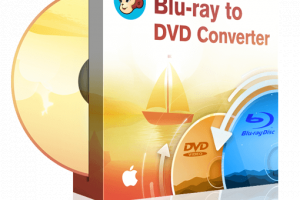 DVDFab Blu-ray to DVD Converter for Mac screenshot