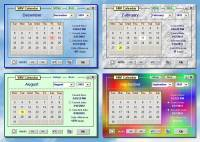 SNV Calendar Lite screenshot