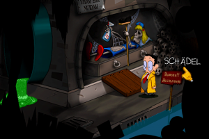 ScummVM for Linux screenshot