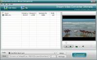 Dream MP3 to WMA Converter screenshot
