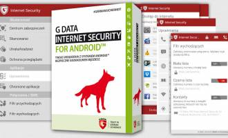 G DATA InternetSecurity For Android screenshot