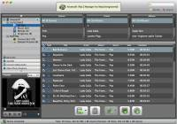 Aiseesoft iPad 2 Manager for Mac screenshot